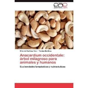 Anacardium occidentale árbol milagroso para animales y