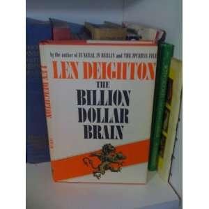 The Billion Dollar Brain: Books