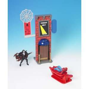 Spider man Broadway Theater Web Trap Toys & Games