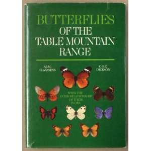 The butterflies of the Table Mountain range ; with comprehensive