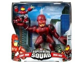 Marvel Super Hero Squad Mr. Fantastic & Super Skrull Toys