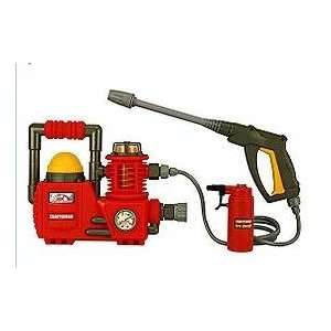 My First Craftsman Car Washer Set Power Washer  Toys & Games