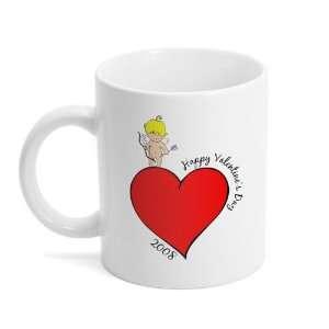 Cupids Valentines Day Mug