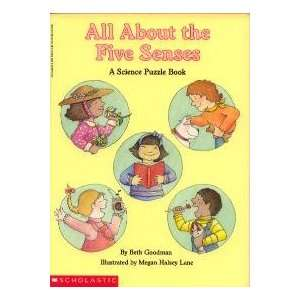 All About the Five Senses A Science Puzzle Book