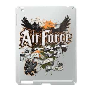 of Air Force US Grunge Any Time Any Place Any Where