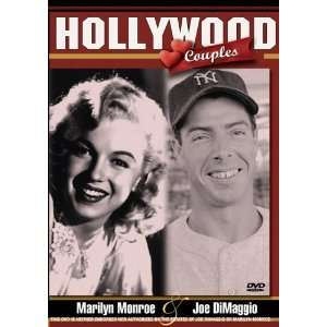 Hollywood Couples   Marilyn Monroe & Joe DiMaggio Joe