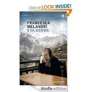 Eva dorme (Scrittori italiani e stranieri) (Italian Edition