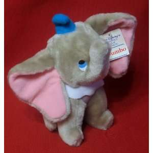 Vintage Disney Dumbo Plush (8) Toys & Games