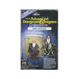 Kelek: Evil Sorcerer (Advanced Dungeons & Dragons Toy
