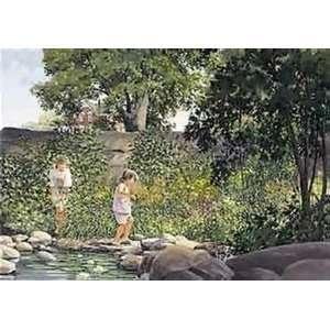 Secret Garden Wall Mural