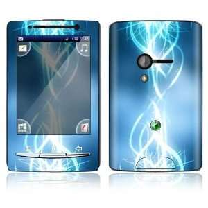 Electric Tribal Design Decorative Skin Decal Sticker for Sony Ericsson