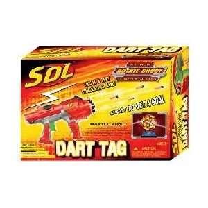 SDL Multi Shot Foam Dart Gun Rapid Fire  Toys & Games