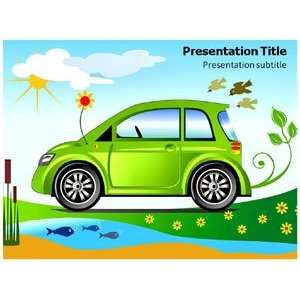 Environment Friendly Product (Ppt) Powerpoint Template  Environment