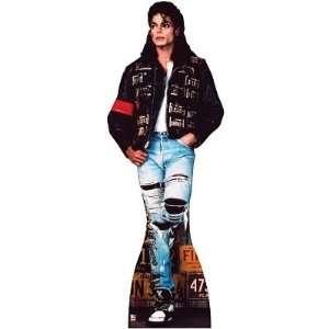 Michael Jackson Life Size Standup Poster , 26x73