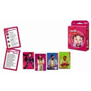 Thats So Raven Fortune Telling Card Game: Toys & Games