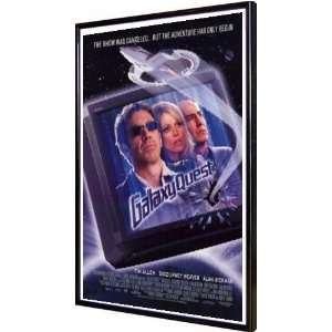 Galaxy Quest 11x17 Framed Poster