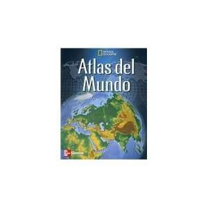 National Geographic Atlas Del Mundo (Spanish Edition
