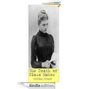 The Death of Clara Haber William Clunie  Kindle Store