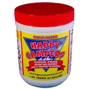 Happy Campers Organic RV Holding Tank Treatment 18 oz