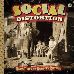 Social Distortion   Hard Times And Nursery Rhymes [Japan