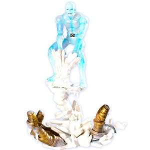 Marvel Legends Series 8 Ice Man Action Figure  Toys & Games