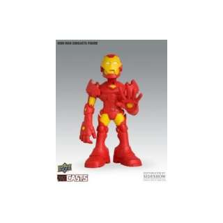 Marvel SubCasts Iron Man 10 Inch Vinyl Figure Toys