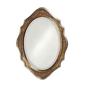 Howard Elliott Trafalgar Mirror Silver Finish (Set of 2