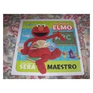 Los Oficios de Elmo cuando crezca será (MAESTRO, by sesame street