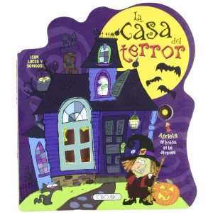 La casa del terror (9788499135854) S.A. Todolibro