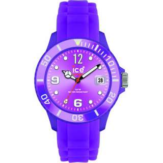› Watches › Ice Watch Purple Silicon Unisex Watch SI.PE.B.S.09