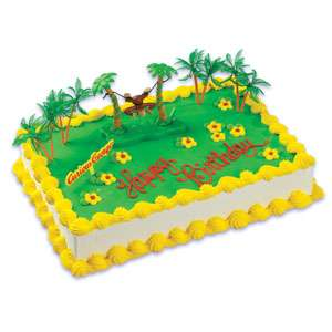 Curious George Cake Kit  ThePartyWorks