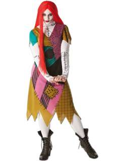 Sally Halloween Costume  Jokers Masquerade