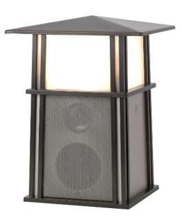 Acoustic Research Outdoor Wireless Speaker Kit with Light  AW850