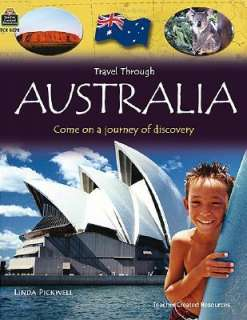 Booktopia   Travel Through, Linda Pickwell, 9781420682786