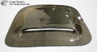 Universal Carbon Creations Hood/Roof Scoop Type 2 (102895)