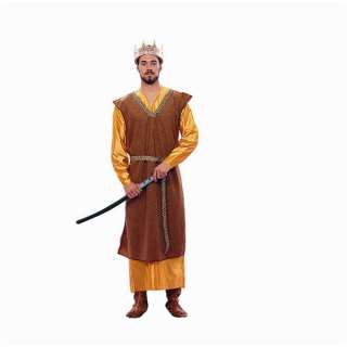 RG Costumes 80125 Medieval King Costume   Size Adult Standard