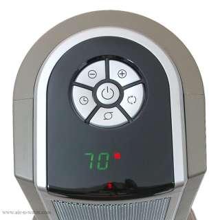 NEW Lasko 5395 30 Ceramic 1500W Tower Space Heater 1500 W Electric