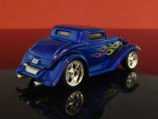 32 Ford Coupe Street Rod 1/64 Scale Limited Edition 3 Detailed Photos