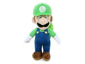 Nintendo Super Mario Bros. Luigi Plush Backpack