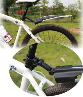 Bicycle Bike Front / Rear Mud Guards Mudguard Set Mountain bike