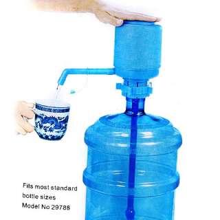 Bottled Drinking Water Hand Press Pump Dispenser
