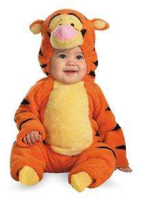 Winnie the Pooh Tigger Child Boys Toddler Costume NEW