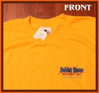 5b143ba7567 Bubba Gump Shrimp Company Foodie Breckenridge NEW Long Sleeve T Shirt
