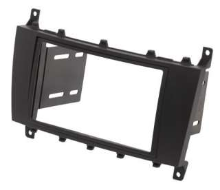 Car Radio Stereo Installation Mount Double Din Dash Kit