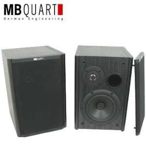 HIGH PERFORMANCE BOOKSHELF SPEAKERS (Model Number QLC 104