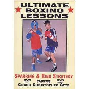 Ultimate Boxing Sparring & Ring Strategy Christopher Getz