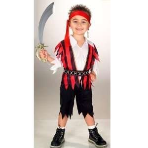 Pirate Boy Toddler Costume   Kids Costumes Toys & Games