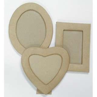 Chenille Kraft Company Papier Mache Frames Classpack Crafts