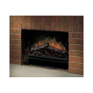 Dimplex 23 Deluxe Electric Fireplace Insert Heating