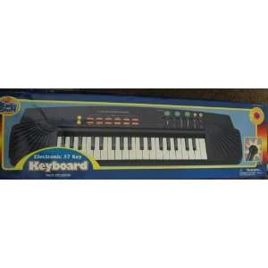 Kids Stuff Electronic 37 Key Keyboard Twin Speakers and Microphone